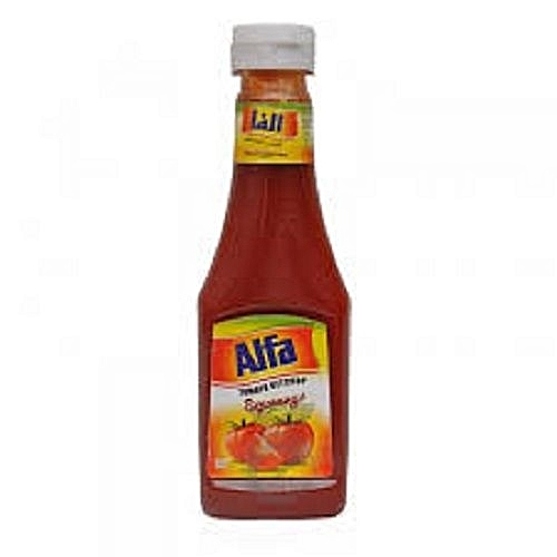 Tomato Ketchup Squeeze (305ml) X 6
