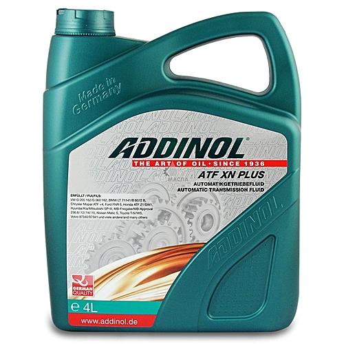 ADDINOL Addinol ATF Addinol XN PLUS 4 Litre