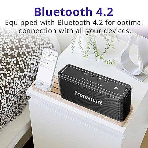 TRONSMART Element Mega TWS Touch Panel Bluetooth 4.2 Speaker, Support NFC QTG-W