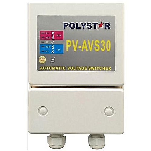 Polystar Automatic Voltage Switcher(AVS30)