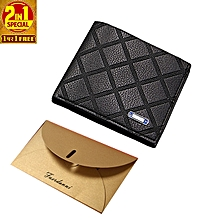 94a7b28436 Patterned Bifold PU Leather Wallet Plus ATM  amp  Card Holder