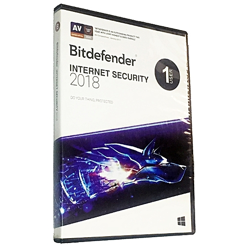 Internet Security 2018 - 1 PC
