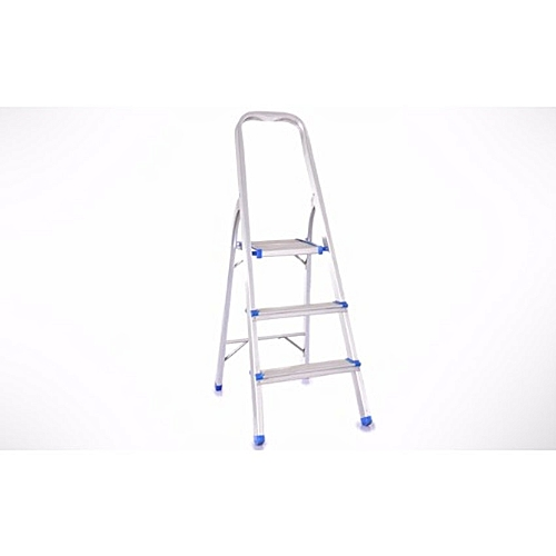 Foldable Aluminium Ladder - 3 Step