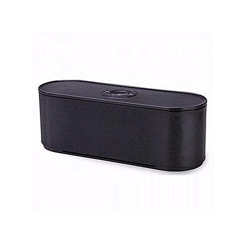 S207 Portable Bluetooth Speaker