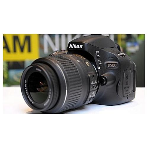 NIKON D5100 DSLR Camera + 18 - 55mm Lens