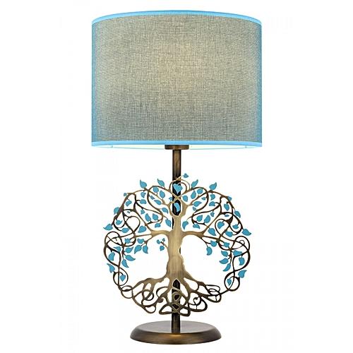 Tumbled Coating Table Lamp