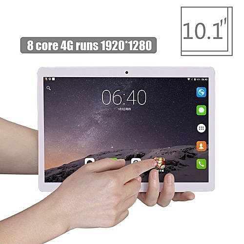 """Tablet PC Phablet Pad 10.1"""" 64G RAM 4G 8-core 2Ghz WIFI Bluetooth 4.0 Dual Card"""