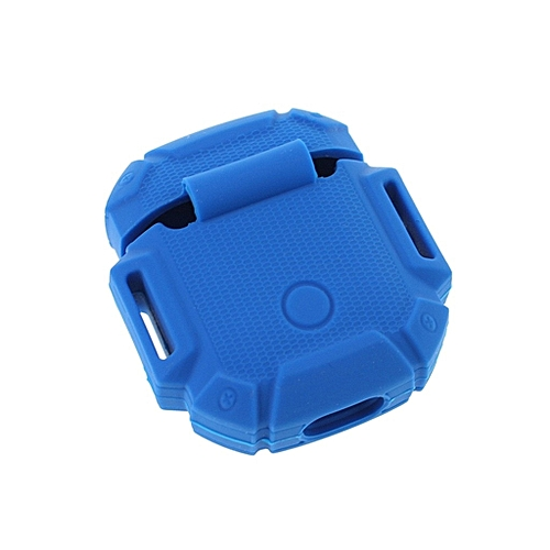 Silicone Cover Skin Case With Carabiner Anti-lost For Apple AirPods Earphone