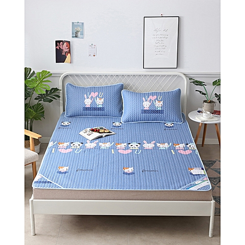 Air Conditioning Soft Cool Bed Mat ZSML Three Pieces Sets