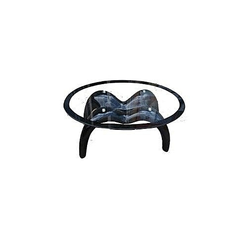 Spider Center Table - Black