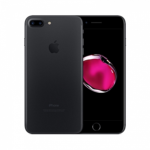 Iphone 7 Plus 128GB +3GB 12MP+7MP 5.5 Inch Black (gift:Bluetooth Wireless Earphones)