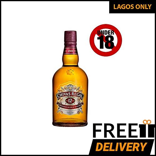 Scotch Whiskey 12YO 70cl