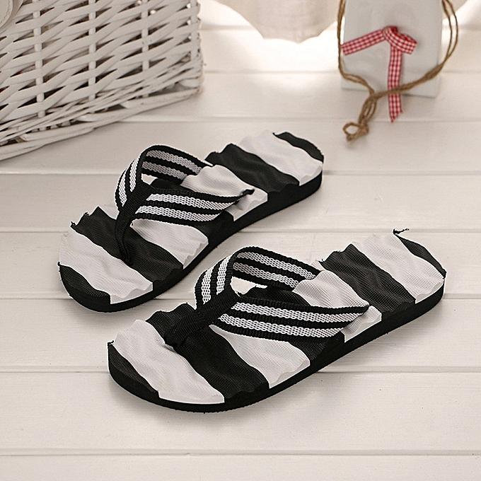 3b3fa9cdf52 Fashion Women Summer Sandals Slipper Indoor Outdoor Flip-flops Beach ...