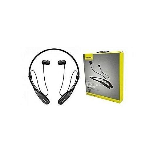c9af920ce29 Jabra HALO FUSION, Wireless Bluetooth Headset - BLACK | Jumia NG