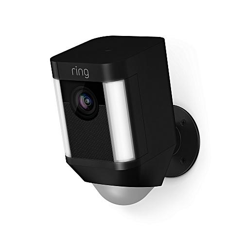 RING Spotlight Cam HD Security Camera (Battery)
