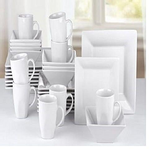 32 Pcs Ceramics Dinner Set