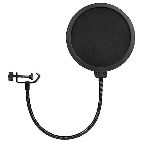 buy generic pop filter studio microphone mic wind screen pop filter best price online jumia. Black Bedroom Furniture Sets. Home Design Ideas