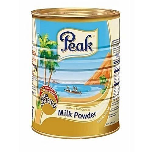 Powdered Milk Tin 900g X 2