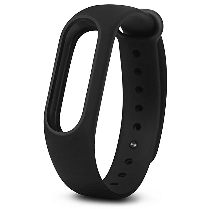 Buy mi xiaomi band smart watch with bluetooth black