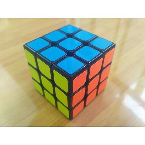Rubi'k's Cube Creative Brain Teaser Sticker Magic Cube