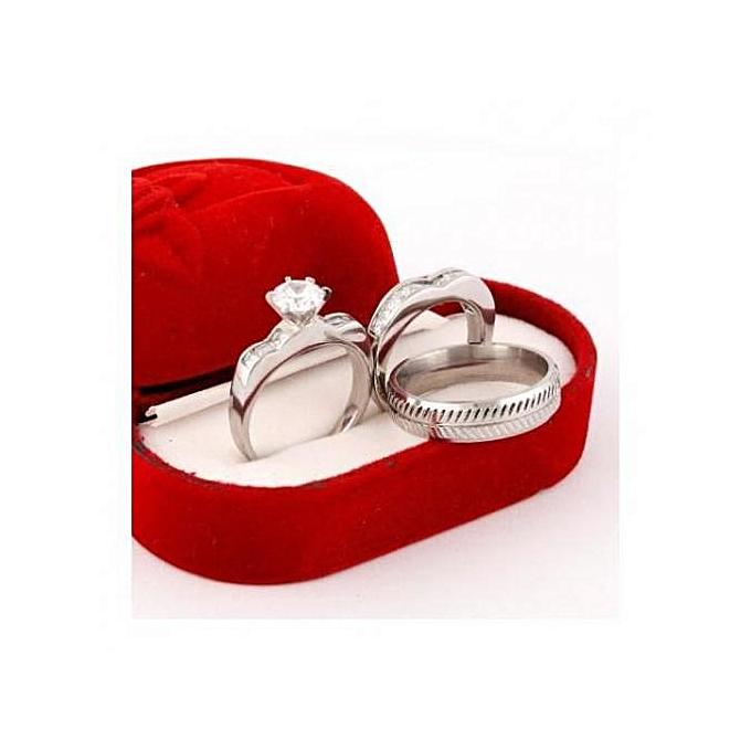 95cb6b61def64 Set Of Rommanel Silver Ring