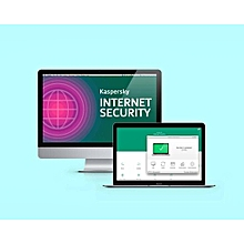 Used, Internet Security 3 User/1 Year License + 1 Free User for sale  Nigeria