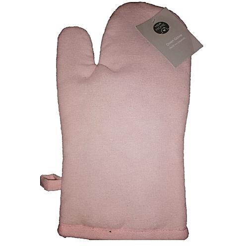 Light Pink Oven Glove