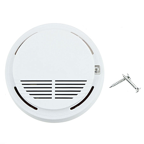 Wireless Smoke Detector Home Security Fire Alarm Sensor System Cordless