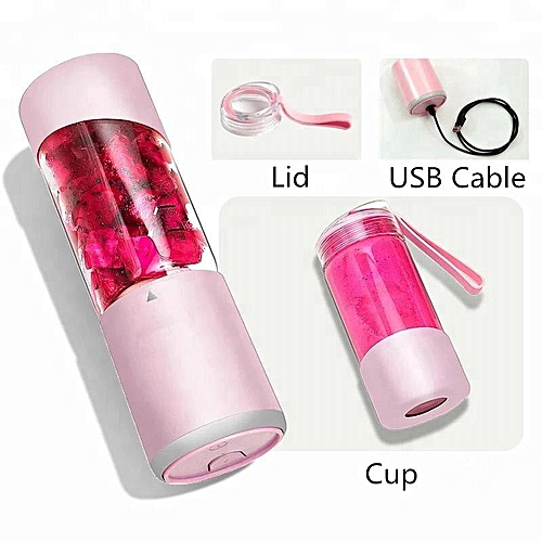 Rechargeable Blender With USB Port