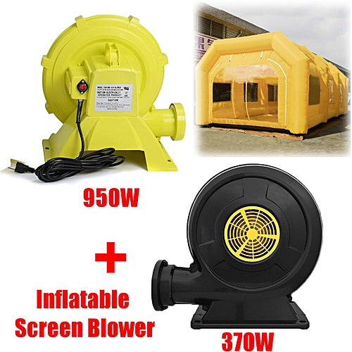 110V Inflatable Screen Blower Inflatable Fan