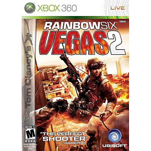 Tom Clancy's Rainbow Six: Vegas2 (Xbox 360)
