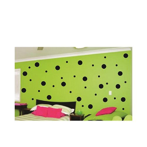 Polka Dot Mix Wall Sticker
