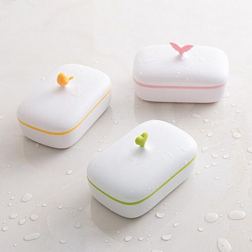 1pcs Drain Soap Box Bathroom Accessories
