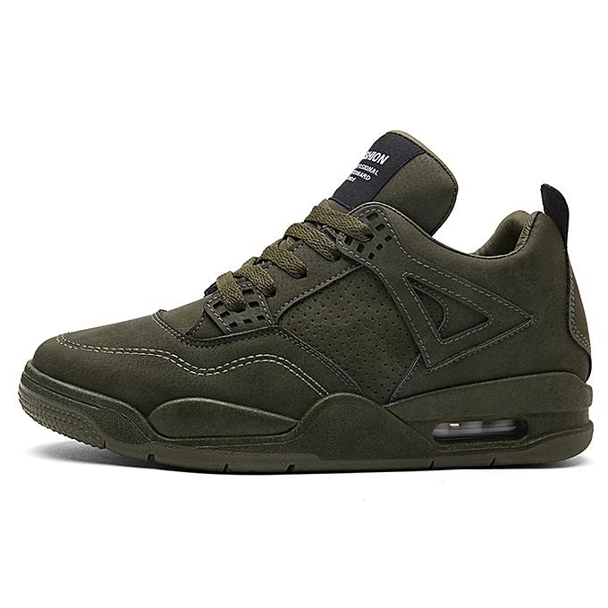 58929dc09d61 Vossen Men Fashion Sneakers Shoes--GREEN