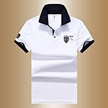9fbc298136e Men  039 s Polo Shirt For Men Desiger Polos Men Cotton Short Sleeve Shirt