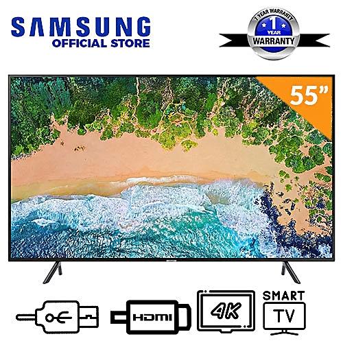 55-Inch UHD Smart Digital LED TV + 1 Year Official Warranty