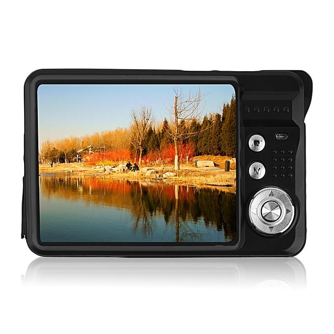 2.7'' TFT LCD HD 720P 18MP Digital Camcorder Camera 8x Zoom Anti-shake-Black