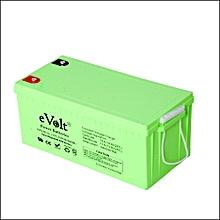 EVolt 12v/210ah Inverter Battery