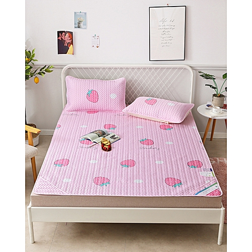Air Conditioning Soft Cool Bed Mat YDCMF Three Pieces Sets