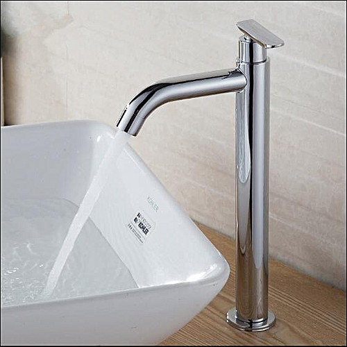 New Arrival Water Tap Fashion High Quality Decj Mounted Single Cold Spring Sink Faucet Basin Faucet,tap Mixer