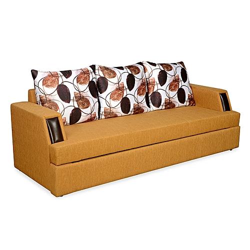 Masandra Lounge 3Seater Sofa-Free Pillow-Free Lagos Delivery