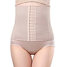 7878f8a5f721e Women Slimming Corset Waist Trainer Cincher Body Shaper Tummy Control Belt
