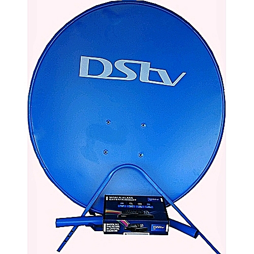 HD 5 +Complete DStv Accessories+1FREE Compact Bouquet Subscription+ 12 Months Warranty
