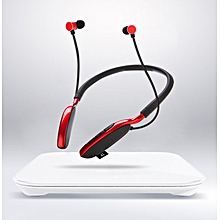 Wireless Bluetooth Headset Hands-free Neck Sports Headset