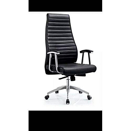 Executive Office Leather High Back Chair