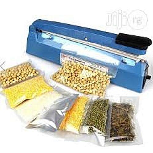 Hand Held Electric Sealing Machine For Nylon Plastic Polythene Bag