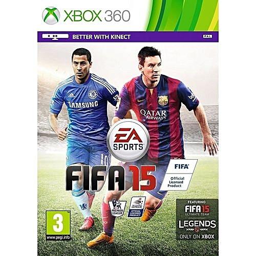 Fifa 15 - Xbox 360 - PAL