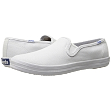 00683a9a22b Keds Champion-Canvas Slip-On - White Canvas