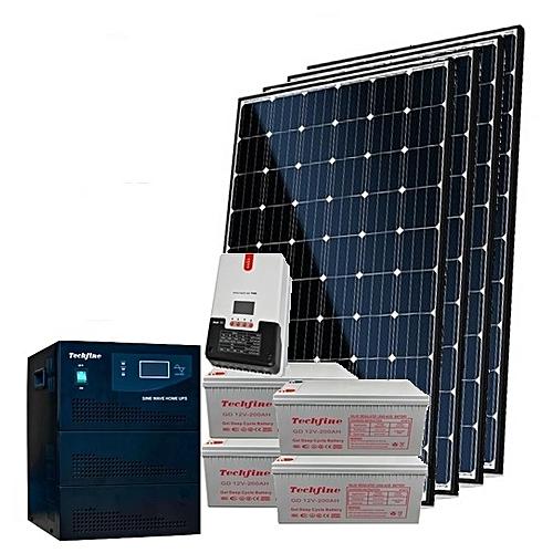 5kva Solar Inverter Generator