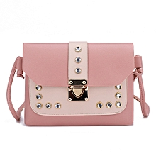 9cb58d373d33 Concana Shop Women Hit Color Rhinestone Shoulder Bag Messenger Satchel Tote Crossbody  Bag